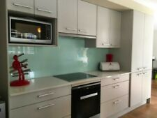Custom Galley Kitchen With Caesarstone Benchtops