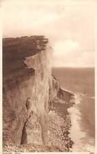 Seaford Head Cliff Sea Landscape