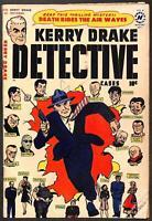 Kerry Drake Detective #22 GD