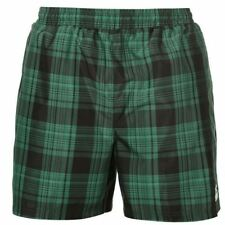 Checked Big & Tall Swim Shorts for Men
