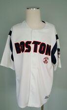 Boston Red Sox XL (40- 42) Adult Jersey MLB Baseball by Dynasty