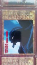 EVANGELION CARDDASS MASTERS SERIE 1 PARTE 1 TRADING CARD JAPAN CH 40