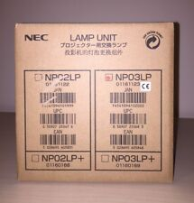 NEC NP03LP Genuine Projector Lamp and Housing for NEC NP60