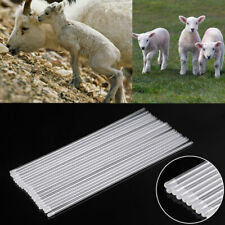 20x Pet Canine Dog Goat Sheep Artificial Insemination Breed Whelp Catheter Rod