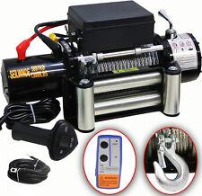 DMS® 12V Elektrische Seilwinde 5900 KG Motorwinde Offroad + Funkfernbedienung