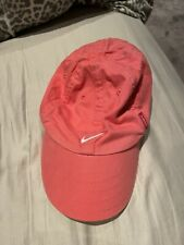 Nike Just Do It Pink Cap One Size (Small)