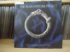 """7"""" Single Alan Parsons Project - Let's Talk About Me / Hawkeye"""