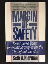 Margin of Safety by Seth A. Klarman