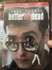Better Off Dead Dvd. John Cusack, David Ogden Stiers