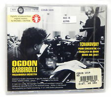 John Ogdon - Tchaikovsky: Piano Concerto, etc ~ NEW CD (The Barbirolli Society)