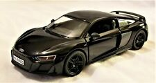 Kinsmart - 1:36 Scale Model 2020 Audi R8 Coupe Black (BBKT5422DBK)