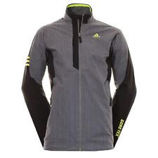 adidas Golf Mens Climaproof Gore-tex Jacket Waterproof Coat 33 off L Lead