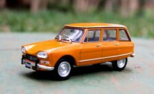 Citroën Ami 8 Elysee 1978- Argentina Diecast Scale 1:43 New Sealed With Magazine