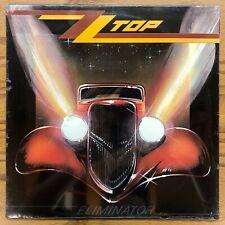 ZZ TOP ~ SEALED! Original 1983 ELIMINATOR ~ No Barcode ~ Warner Brothers