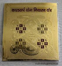 Kaal Sarp kalsarp Yog Dosh Nivaran Yantra Yantram Shree Shri Chakra Energised