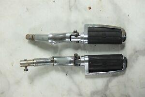 03 Harley Davidson VRod VRSCA V-Rod front foot rest pegs right left