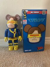Medicom Be@rbrick Bearbrick Cyclops 400% Marvel Authentic
