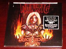 Danzig: Black Laden Crown CD 2017 Evilive Nuclear Blast USA NB 3654-0 Sleeve NEW