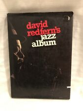 David Redfern's Jazz Album by David Redfern (1980, Book, Illustrated)
