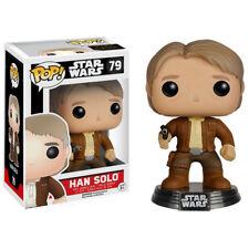 Funko POP Bobble Star Wars Han Solo Episodio VII (ENVÍO DESDE CANARIAS)