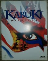 KABUKI WARRIORS FICHE PRODUIT US EDITEUR CRAVE ENTERTAINMENT - XBOX