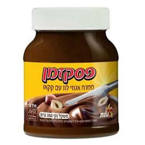 Elite Chocolat Pessek Zman Spread  Kosher Mehadrin Israel Product 350g