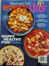 Rachael Ray Every Day Jan Feb 2017 Happy Healthy Fun Recipes FREE SHIPPING sb
