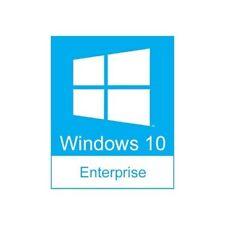 AKTION Microsoft Windows 10 Enterprise Downloadlink Key Code Deutsch 64Bit x64