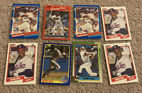 Sammy Sosa 8 baseball card lot Fleer Topps Score Donruss Chicago White Sox