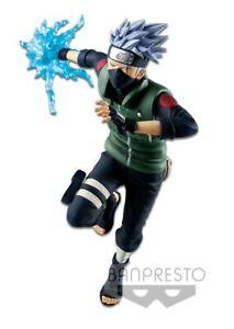 Naruto Shippuden Vibration Stars - Kakashi Hatake Figure Banpresto