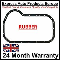 Oil Sump Pan Gasket Seal RUBBER Upgrade VW Golf MK1 MK2 MK3 Caddy Mk1