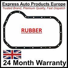 Oil Sump Pan Gasket Seal RUBBER Upgrade VW Golf MK1 MK2 MK3 Caddy Mk1
