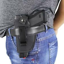 Ambidextrous Concealment Belt Holster IWB OWB Holster for All Sizes Handguns