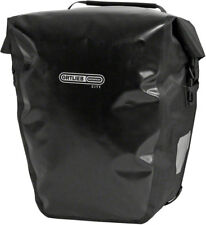 New Ortlieb Back-Roller City Rear Pannier: Pair  Black Road Touring Bike