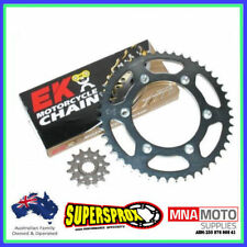 Kawasaki Ninja 300 2013-2017 14/43 O-ring chain & Steel sprocket kit