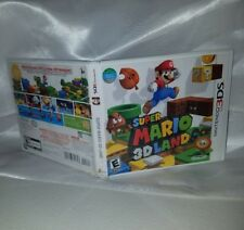 super mario 3d land 3ds replacement case only