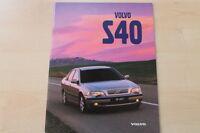 77861) Volvo S40 Prospekt 1998