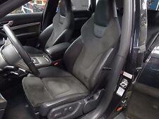 Original Audi S6 4F Lederausstattung Alcantara Sitze Sportsitze Schalensitze A6