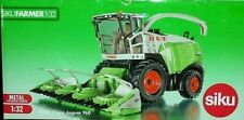 harvester 1/32 SIKU 4058 CLAAS JAGUAR 960 COSECHADORA GREEN/WHITE NEW BOX