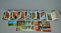 Walt Disney World Lot Of 9 Postcards Photo Packet