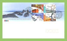 Antarctica Cover Australian & Oceanian Stamps
