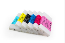 6colors/set Ink Cartridges for Fujifilm frontier-s DX100 With Ink and Chips