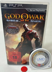 God of War Ghost of Sparta | PlayStation Portable | PSP | gebraucht in OVP