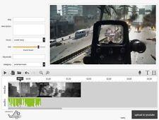 Standard DVD Video Editing Computer Software