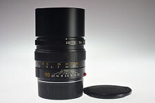LEICA ELMARIT M 90mm f/2.8 E46 11807 Excellent