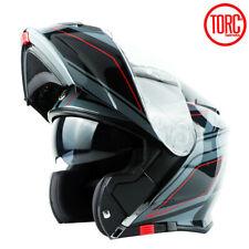 TORC T271 Motorcycle Helmet FLIP UP Motorbike Motorcross Full Face Capacete Moto