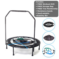 MaXimus Pro mini-trampoline. Used by Top Athletes World Wide.  130kgs weight