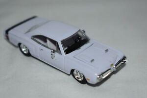 Racing Champions 1:64 1970 Dodge Superbee White