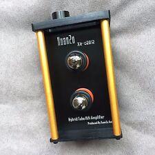 Xz-U2012 black Tube USB DAC Mini Headphone Finished Amplifier Decoder Free Ship