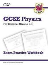 Nuevo Grado 9-1 Gcse Physics: Edexcel Exam Práctica Workbook por Cgp Libros